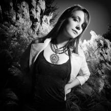 ARTIST PROMOTIONAL PORTRAIT: Lisa Romano