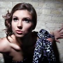 PRODUCT PROMOTIONAL PORTRAIT: Lumiere Cosmetics (model Madalyn Zielinski)