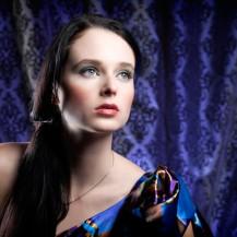 PRODUCT PROMOTIONAL PORTRAIT: Lumiere Cosmetics (model Sarah Bello)